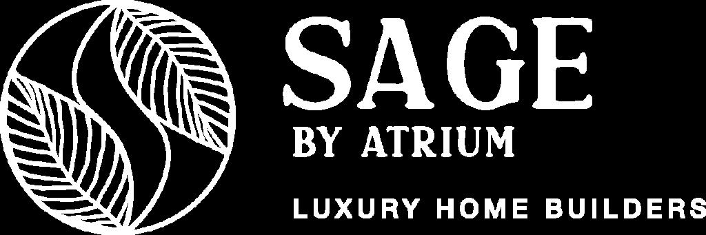 Sage White Logo